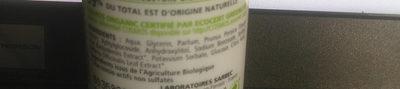 Brume de soin anti-pollution detox - Ingredients