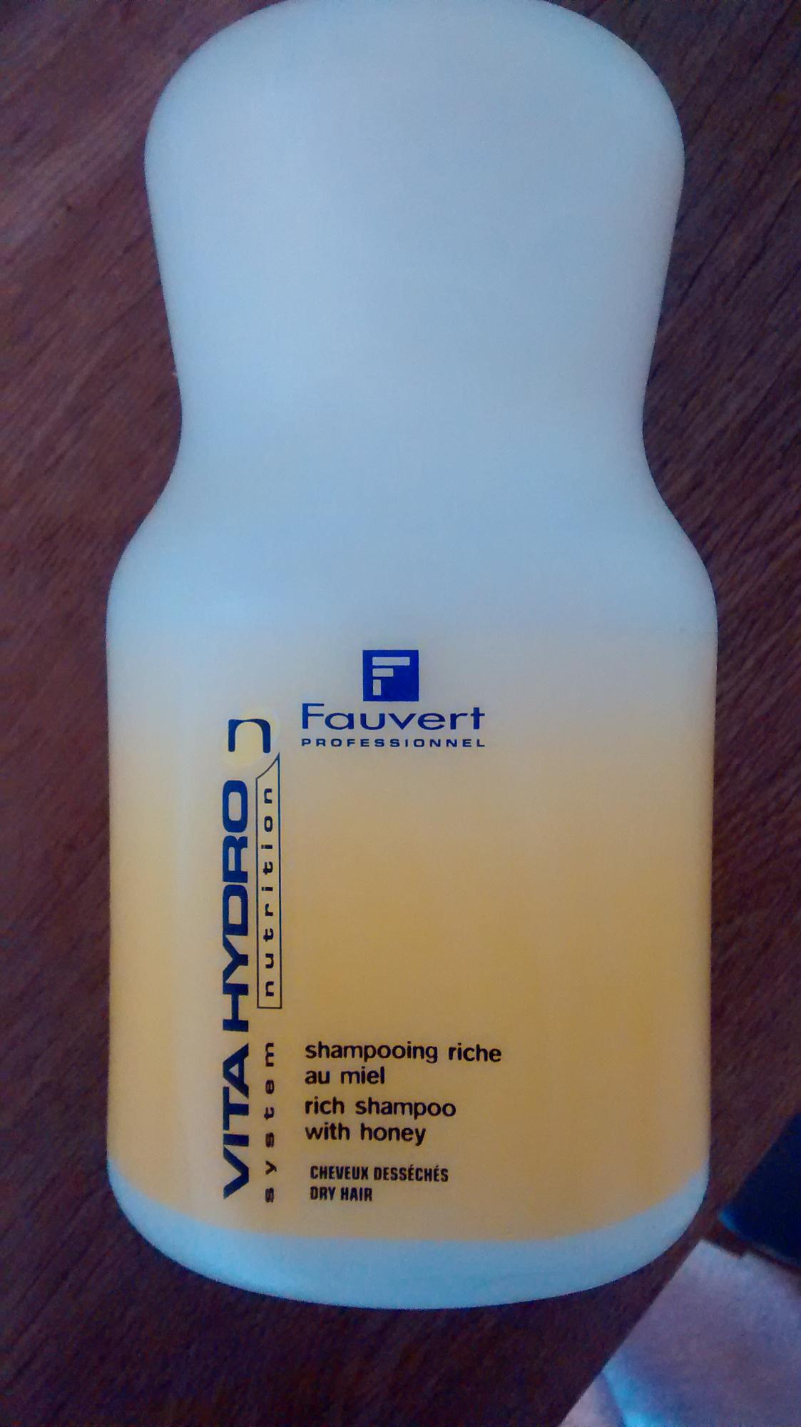 Vita hydro Shampooing riche au miel - Product - fr