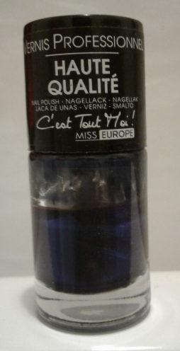 Vernis professionnel haute qualité - Product - fr