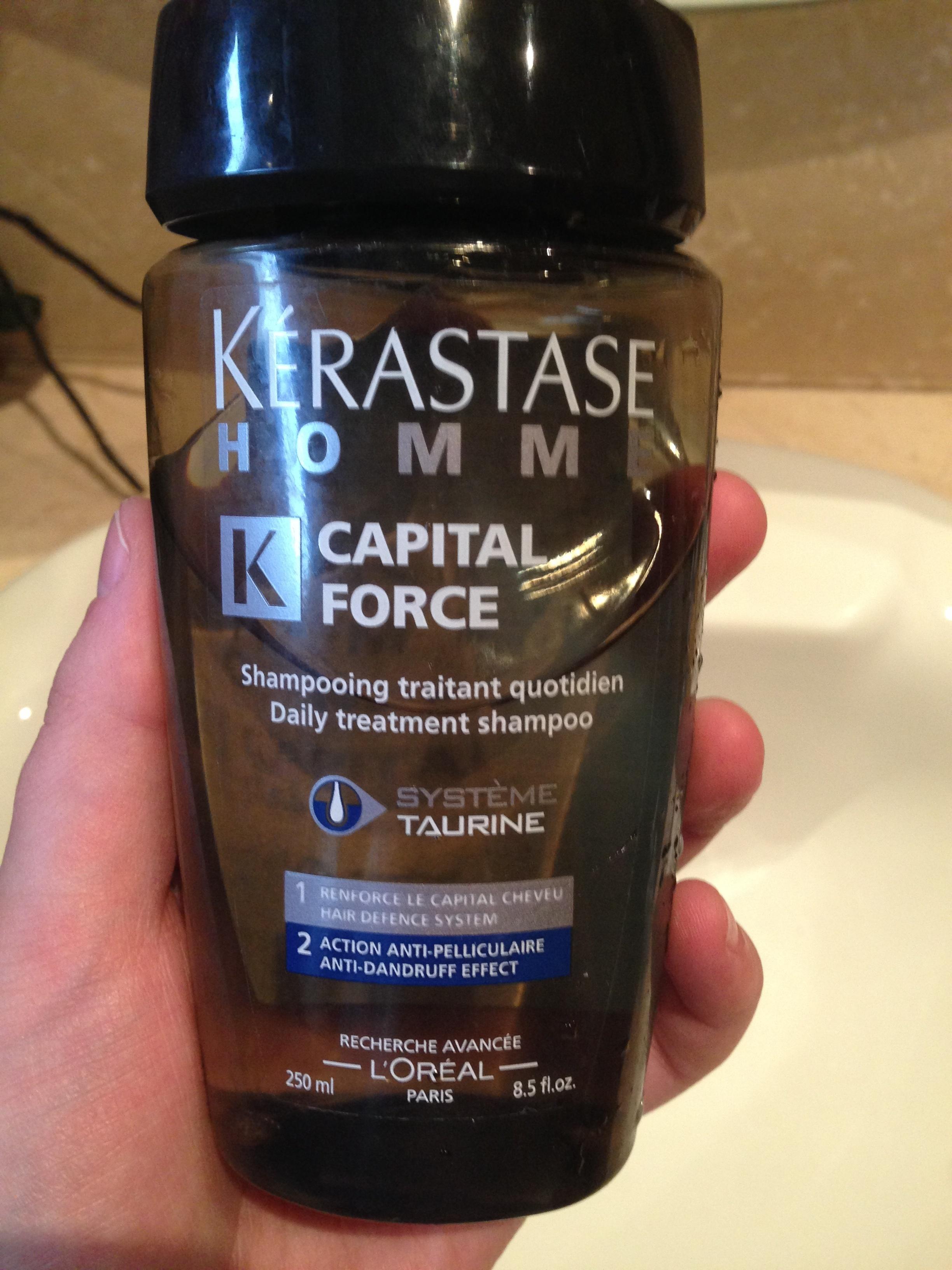 Kérastase Homme Capital Force - Produto - en