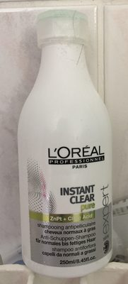 Instant clean pure - Product - fr