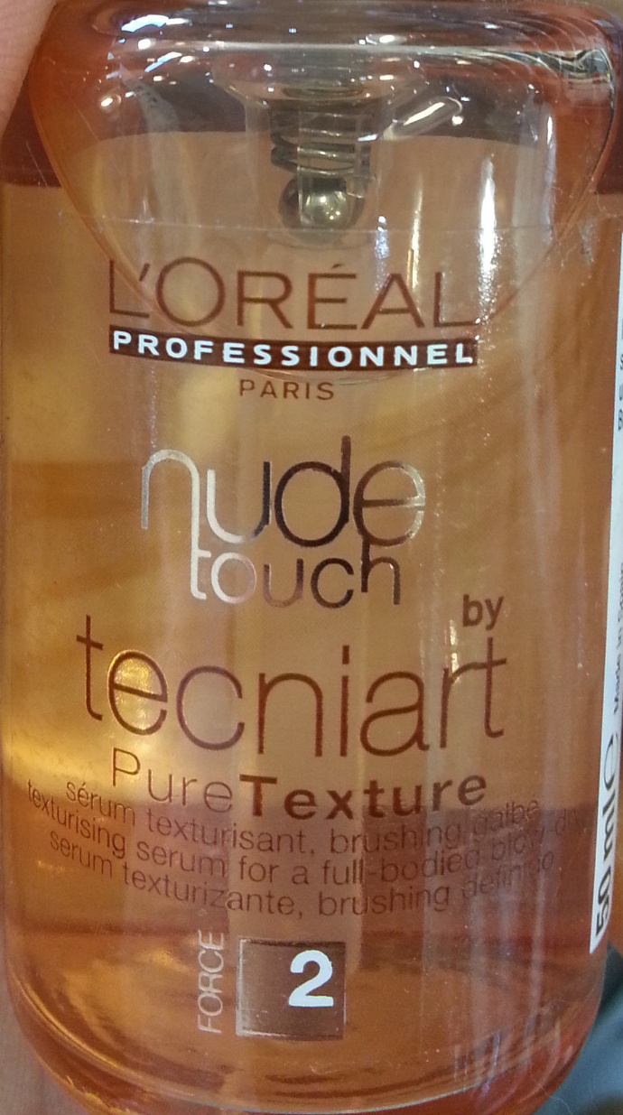 Nude touch Pure Texture - Product