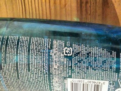 bain vital dermo calm - Ingredients