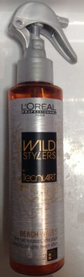 Wild Stylers by Techni Art Beach Waves (force 2) - Product