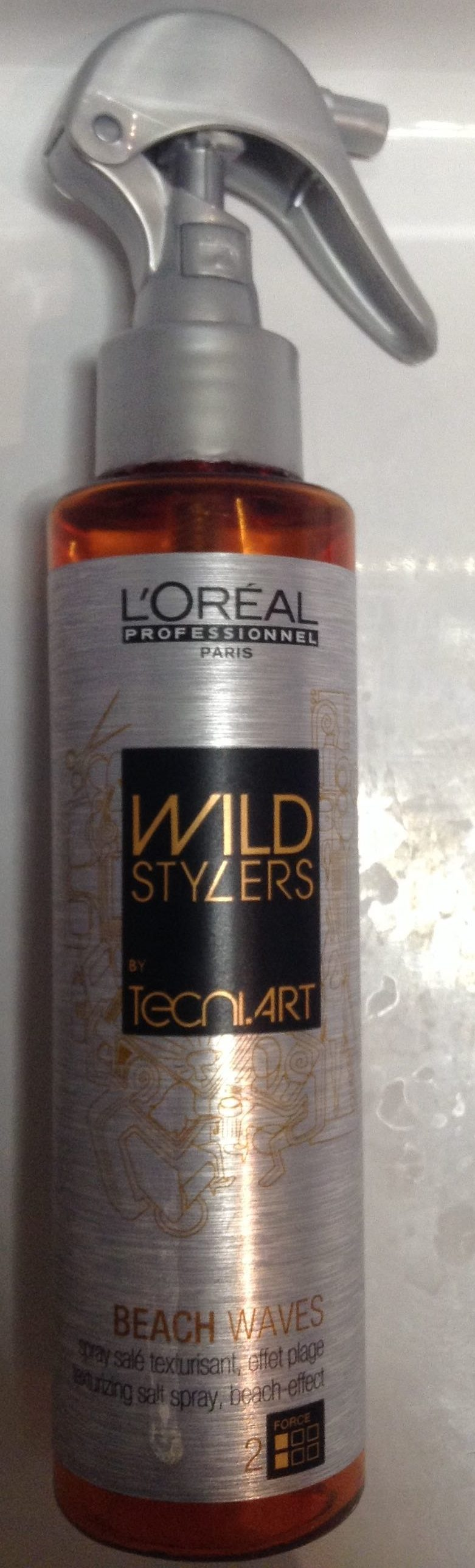 Wild Stylers by Techni Art Beach Waves (force 2) - Product - fr