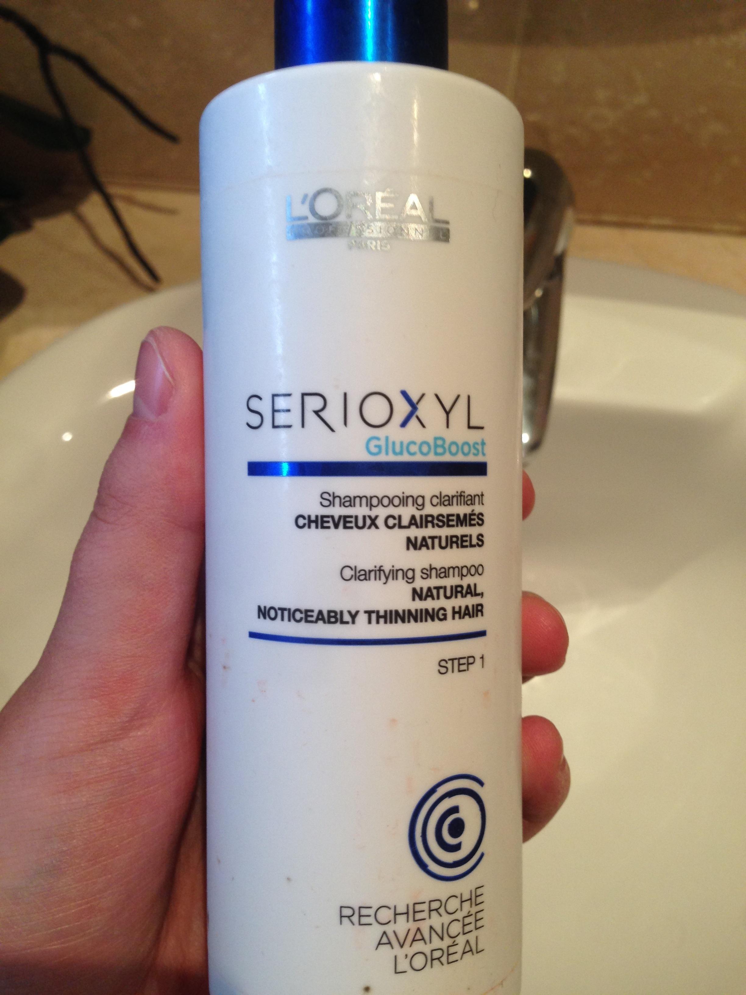 L'Oréal Professionnel Serioxyl GlucoBoost - Product - en