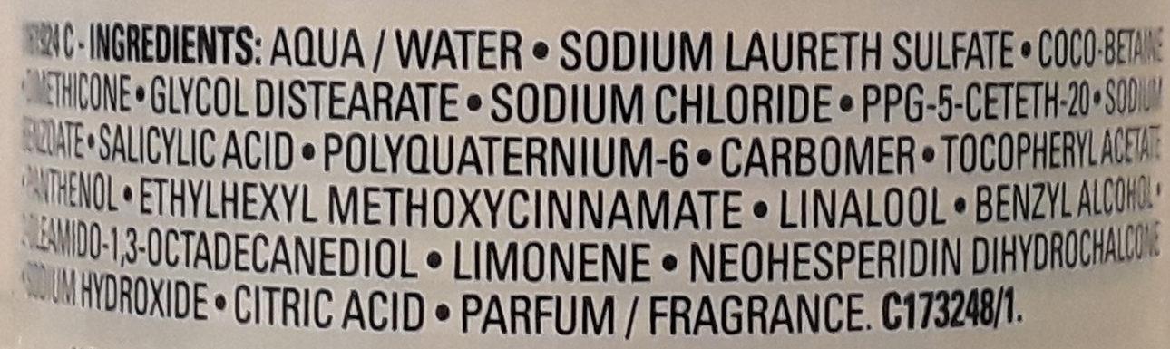 Vitamino color A·OX - Ingredients
