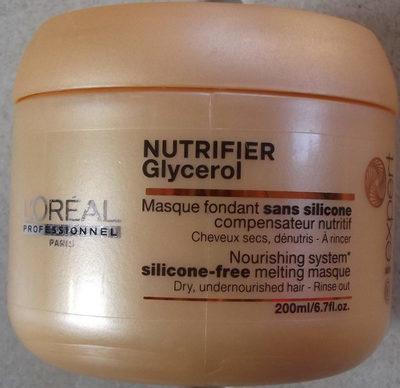 Nutrifier Glycerol - Produit