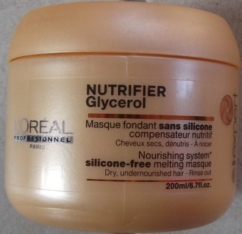 Nutrifier Glycerol - Product