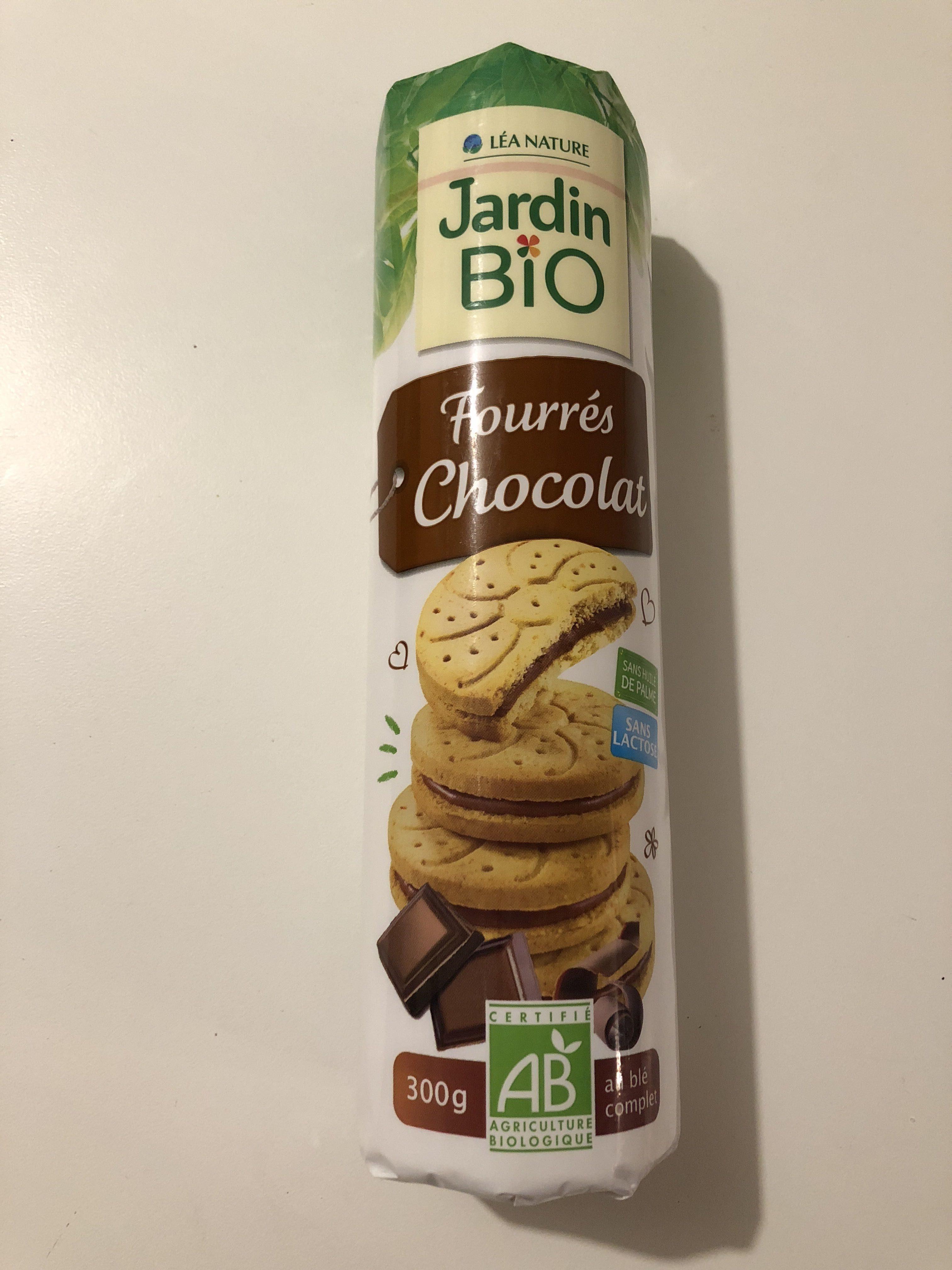 Fourés chocolat - Produit