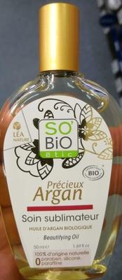 Précieux argan Soin sublimateur - Product - fr