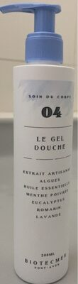 Gel douche - Product - fr