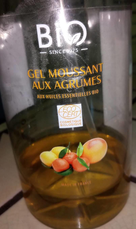Gravier Bio Gel Moussant Aux Agrumes - Produit
