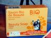 Savon Bio de beauté Agrumes Lait d'anesse Bio - Produit