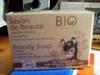 Savon de beauté sans parfum au beurre de karité bio lait d'ânesse bio - Produit