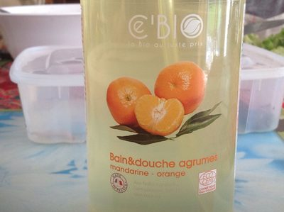 Bain douche agrumes - Product - fr