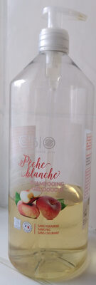 Shampooing gel douche Pêche blanche - Produit - fr