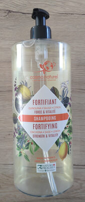 Shampoing Fortifiant - Product - fr