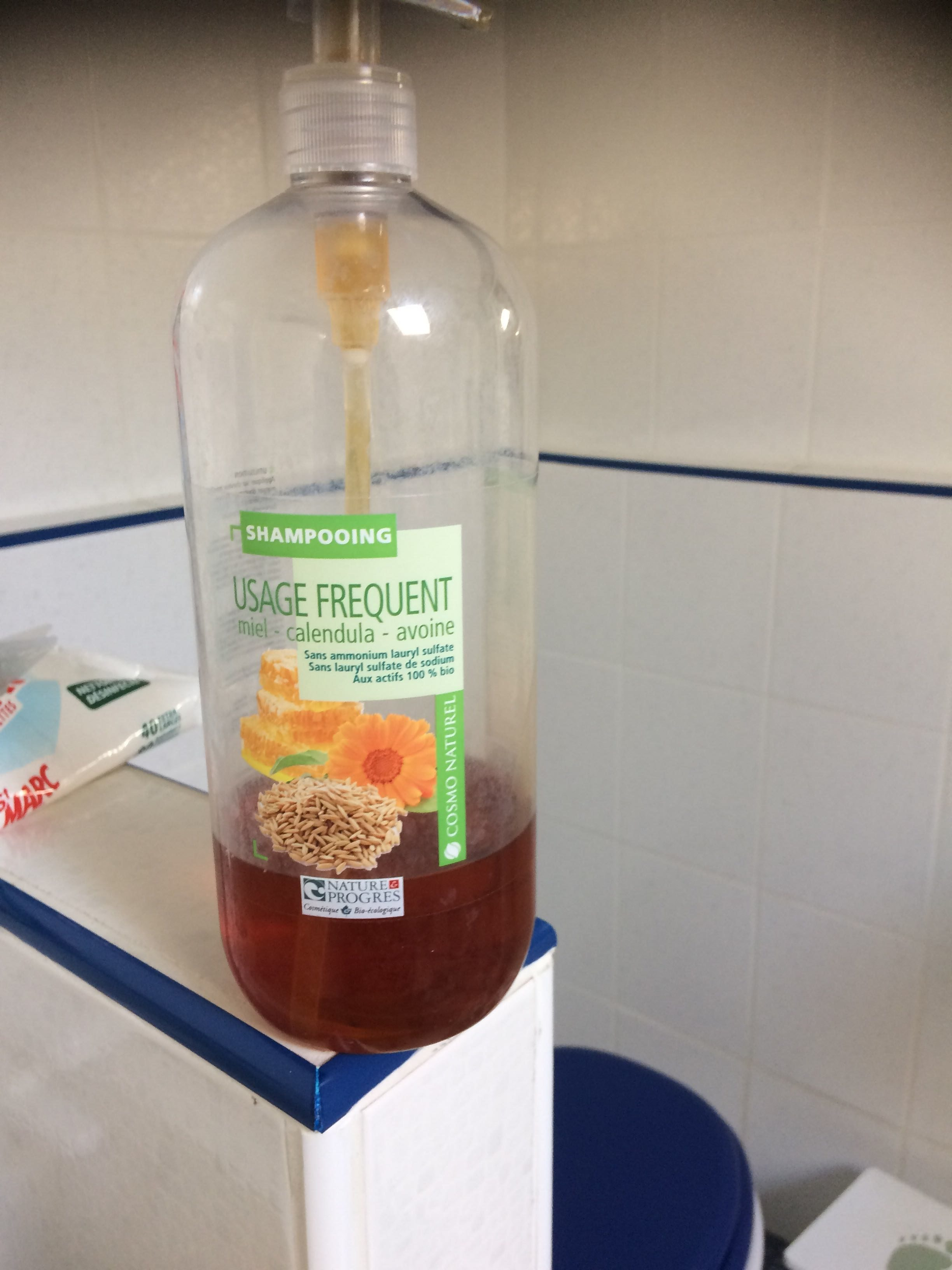 Shampooing - Product