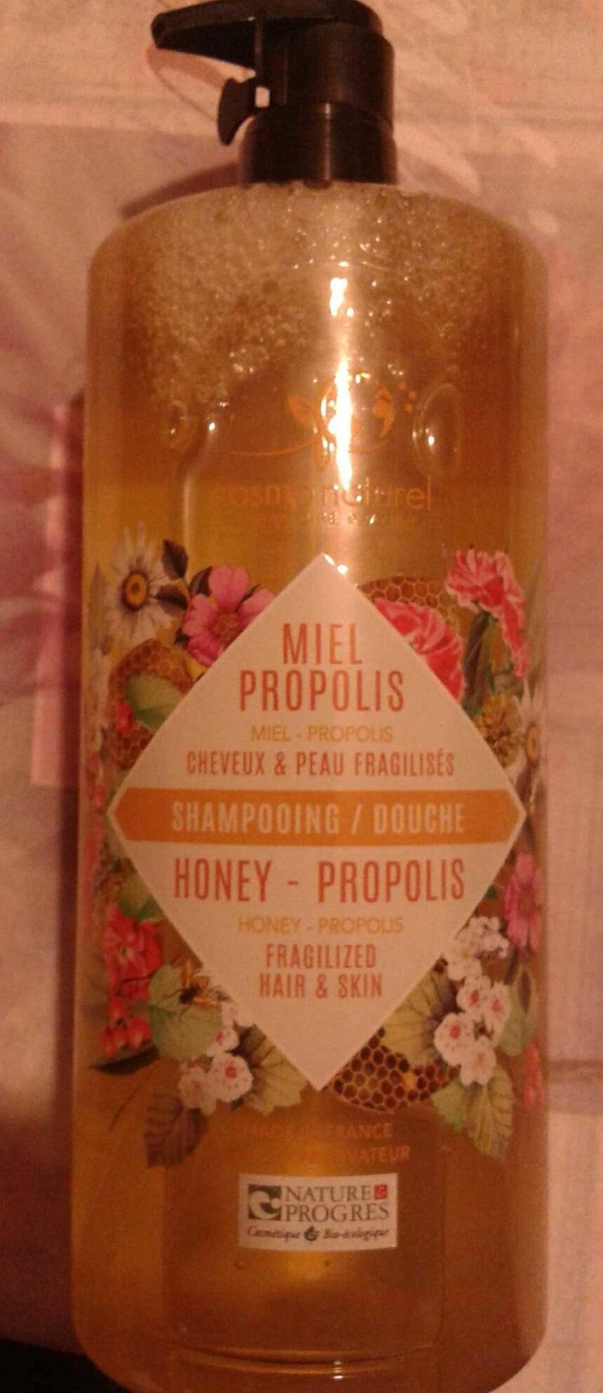 Shampooing Douche Miel Propolis - Product