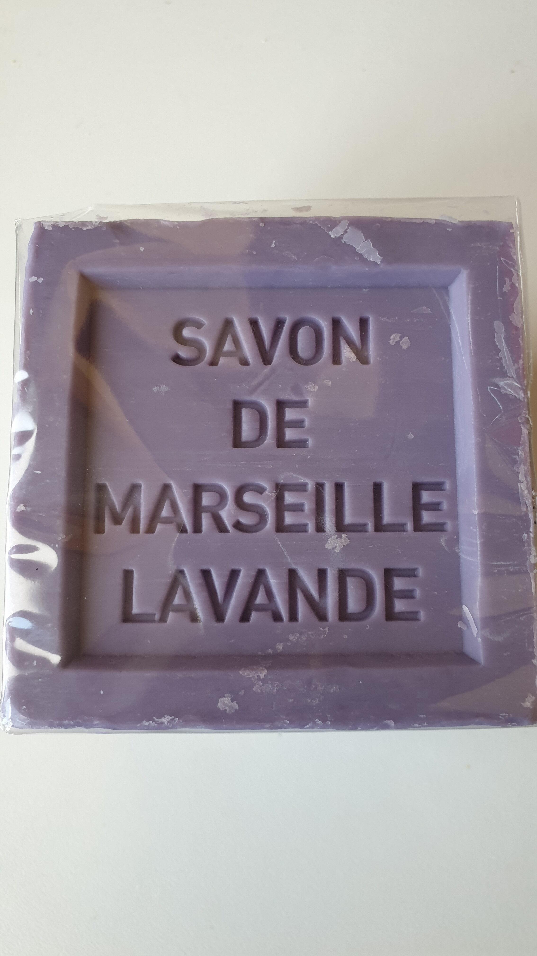 Savon cube lavande 300g - Produit - fr
