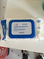 Lingettes Dermo-Apaisantes Parfumées - Product
