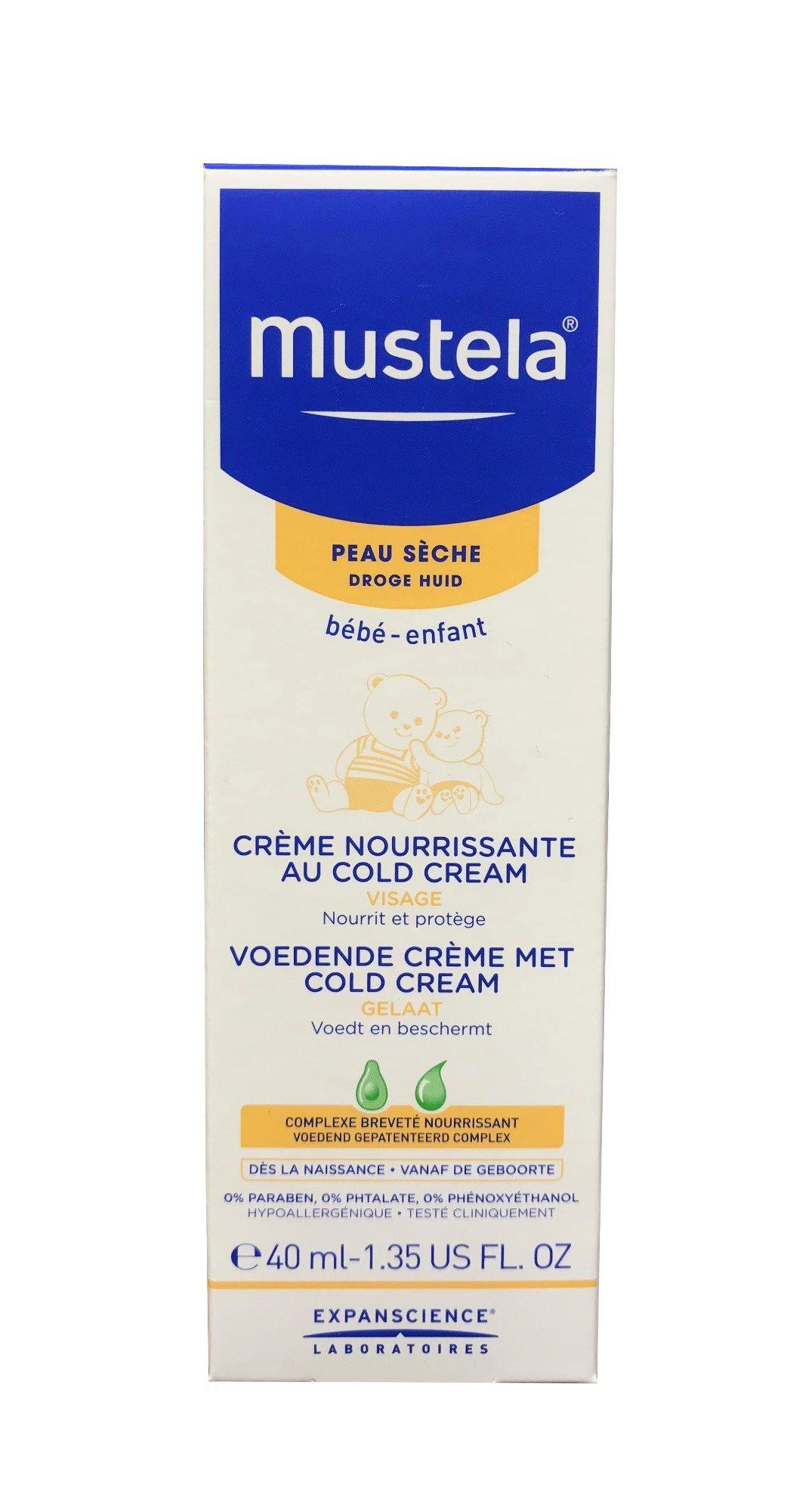 Crème nourrissante au cold cream - Product - fr