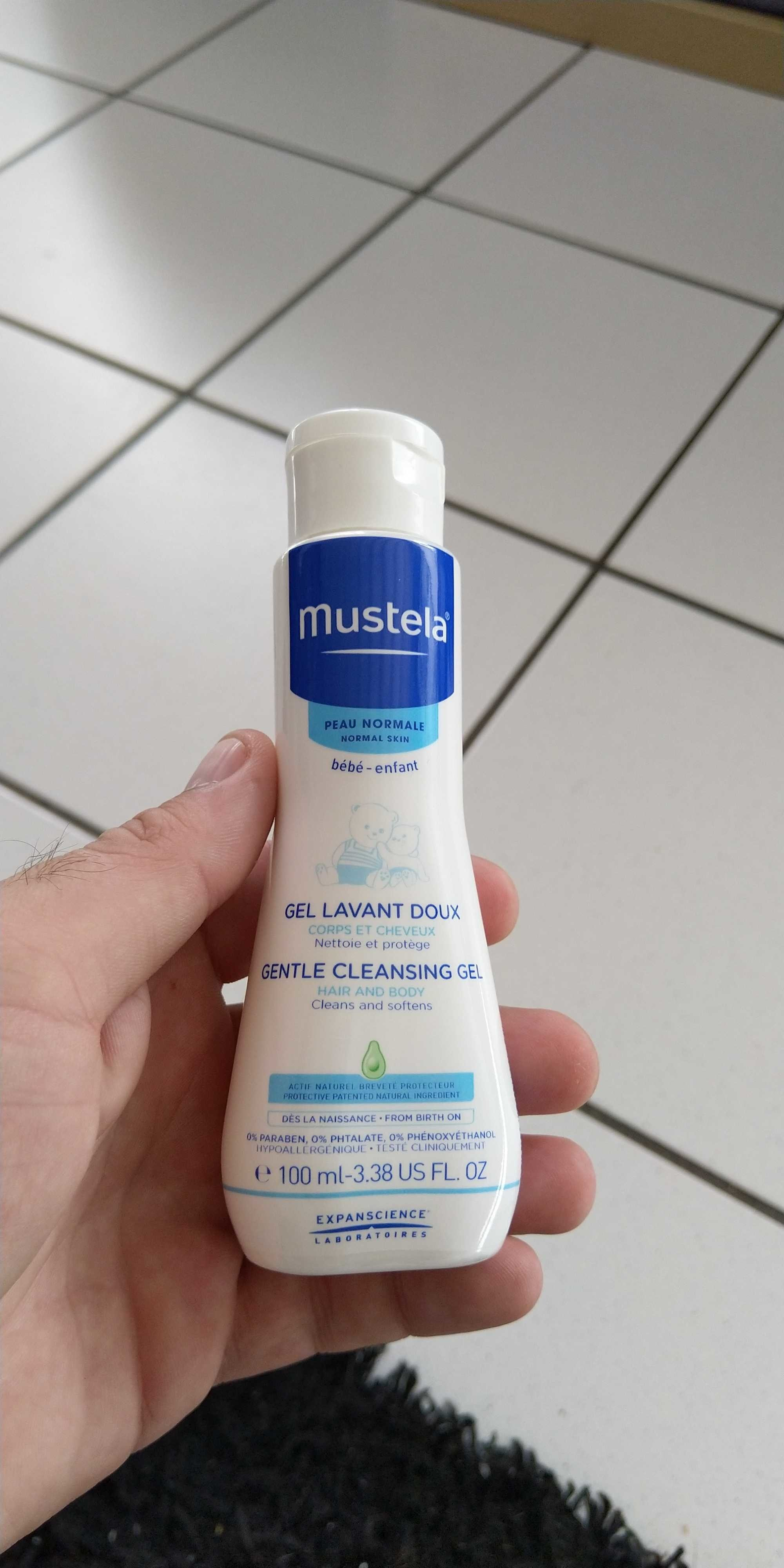 Gel lavant doux - Product - fr