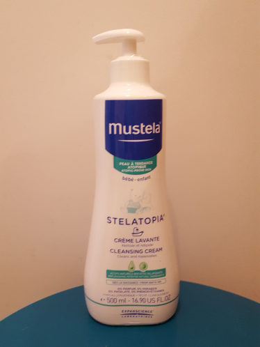 Mustela Stelatopia Creme Lavante - Product - en