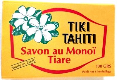 Savon au Monoï Tiare - Product - fr