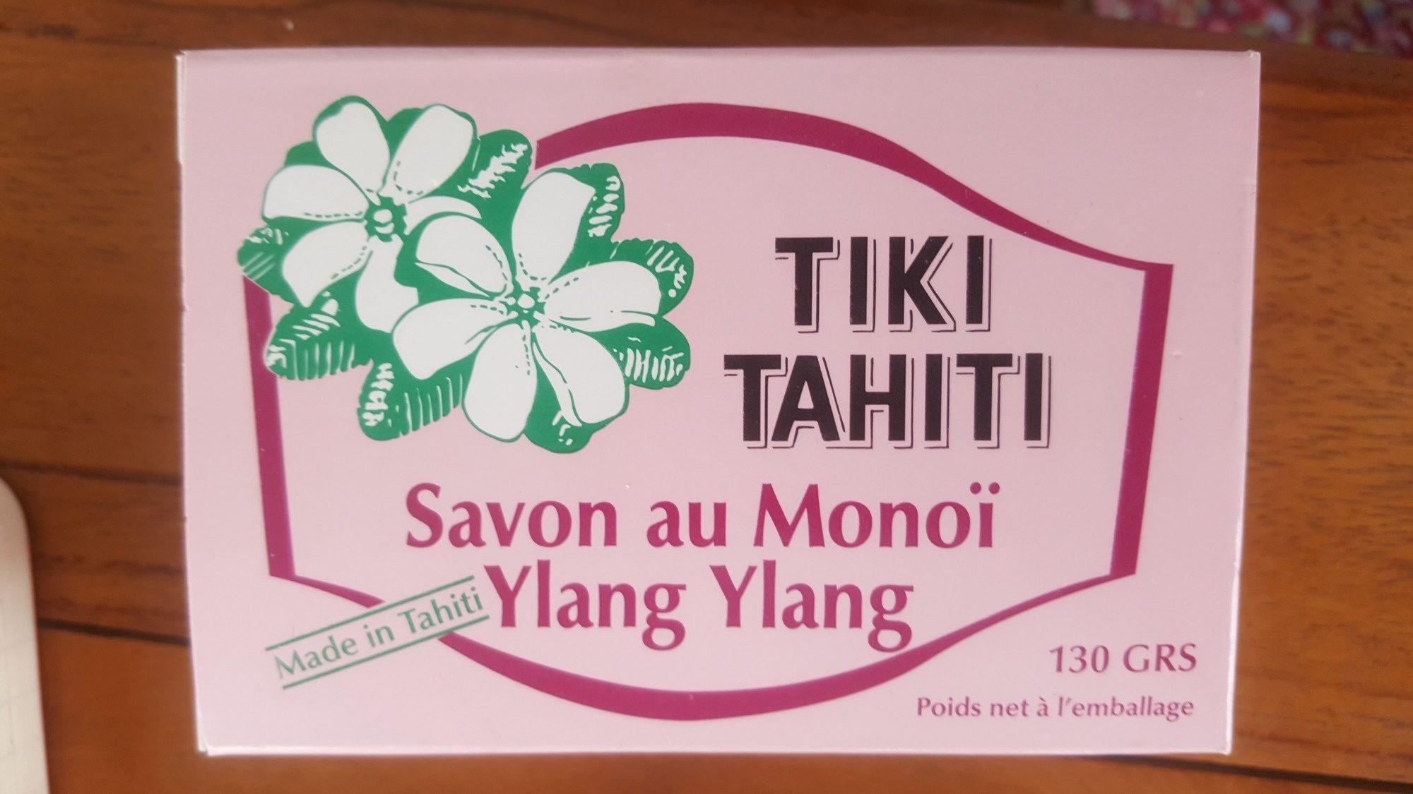 Savon Monoï Ylang Ylang - Product