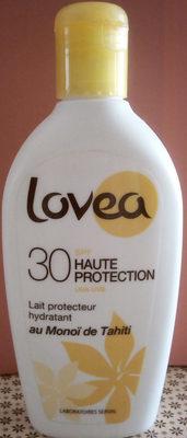 Lait protecteur hydratant au Monoï de Tahiti SPF 30 - Product - fr