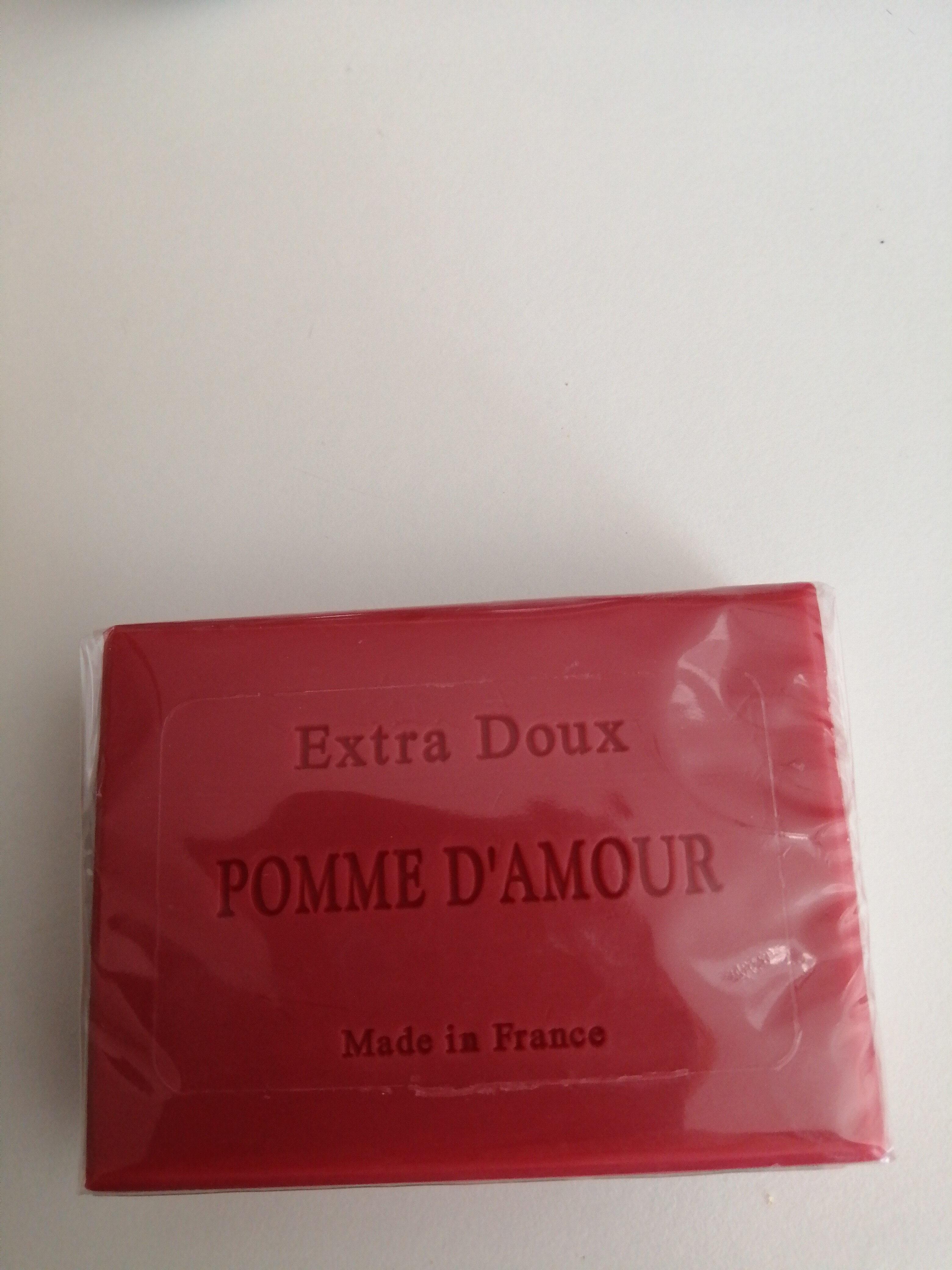 savon pomme d amour - Produit