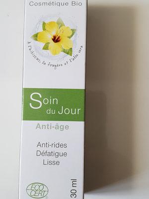 soin de jour Biokarite - Product - fr