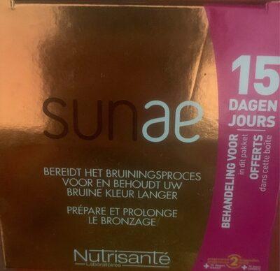 Sunae - Product - fr
