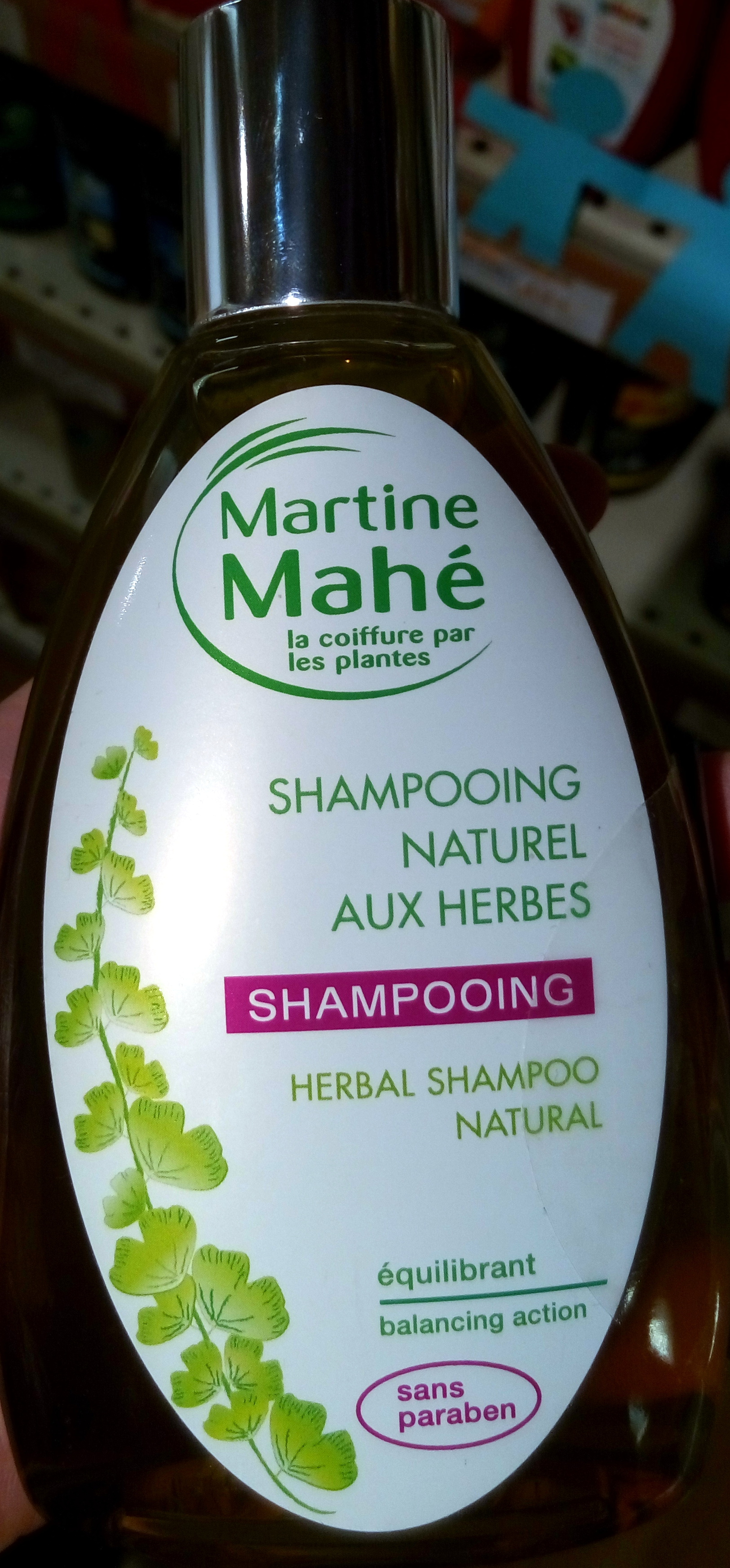 Shampooing naturel aux herbes - Product - fr