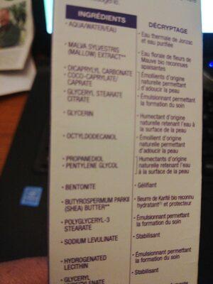 Jonzac Rehydrate Light Moisturizing Cream Bio 50ML (sensitive Skin) - Product - fr