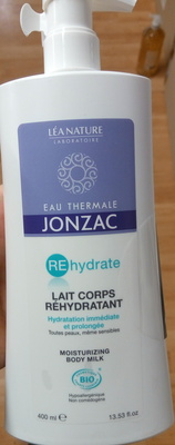 REhydrate Lait corps réhydratant - Product