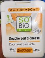 Douche Lait d'ânesse Douche et bain lacté - Produit - fr