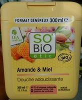 Douche adoucissante Amande & miel - Product