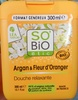 Douche Crème Argan & Fleur d'Oranger - Product