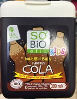 Douche & Bain parfum Cola - Produit