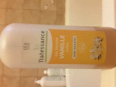 Gel douche vanille huilée - Product