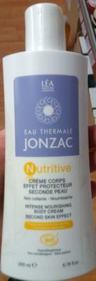 Nutritive Crème corps effet protecteur seconde peau - Produit