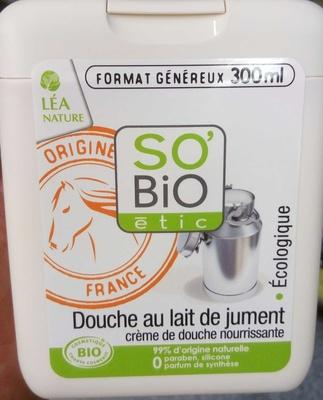 Douche au lait de jument Crème de douche nourrissante - Produit