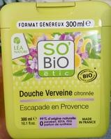 Douche verveine citronnée Escapade en Provence - Product