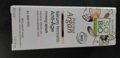 Précieux Argan Sérum fermeté Anti Age - Product - fr