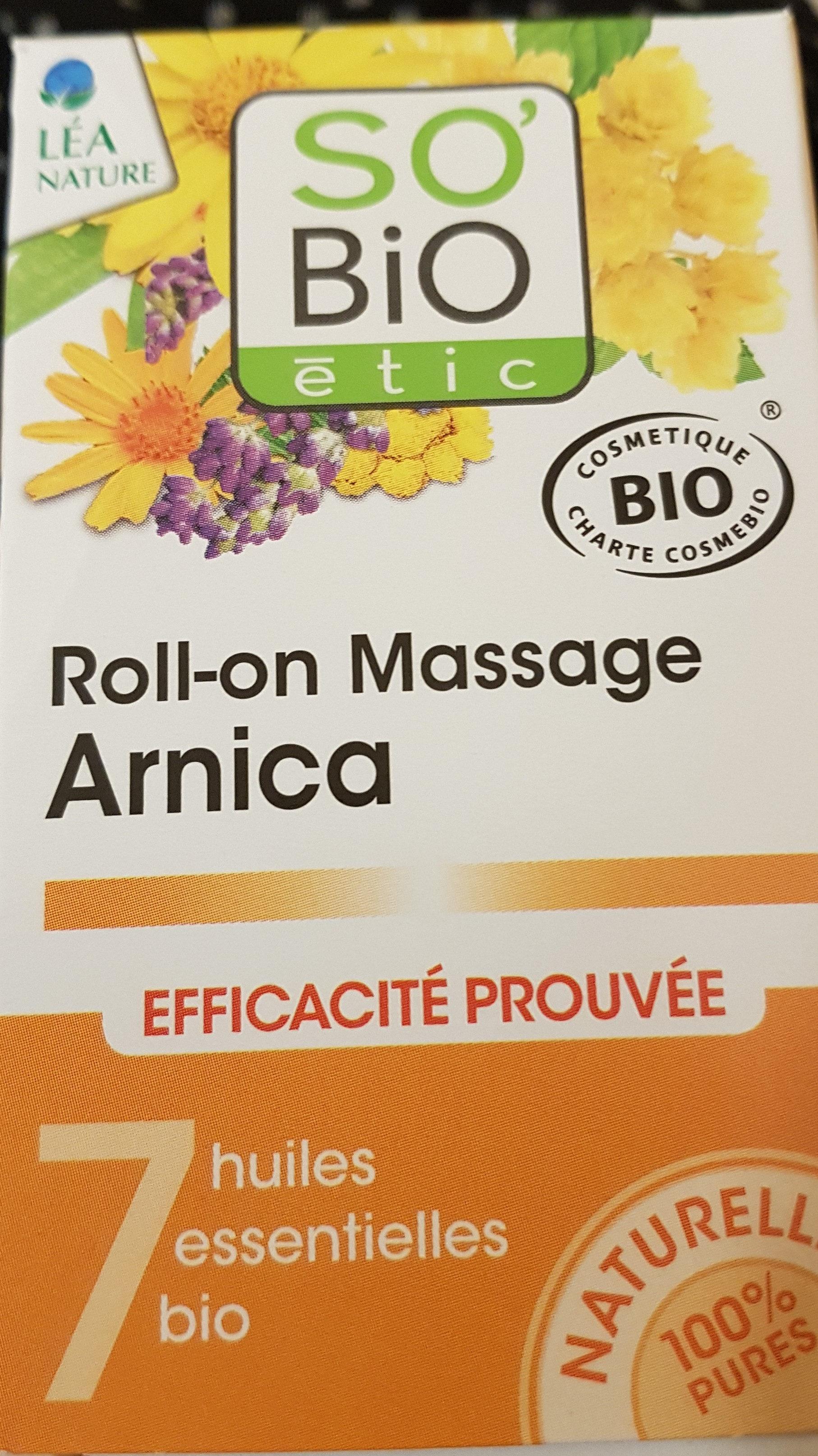 Roll-on Massage Arnica - Produit