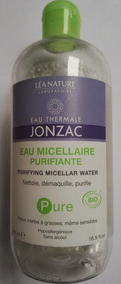 Eau thermale Jonzac purifiante - Product