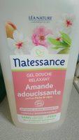 NATESSANCE GEL DOUCHE AMANDE PECHE DE VIGNE1L - Product